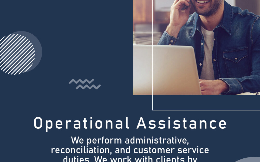 Operational Assistant